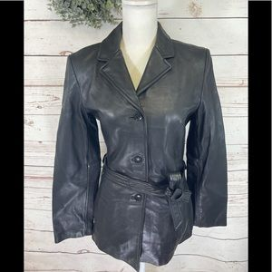 Leather Jacket by Kenneth Cole